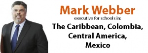 Mark Webber of Teachers Latin America